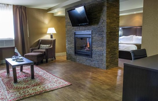 Suite SAWRIDGE INN PEACE RIVER