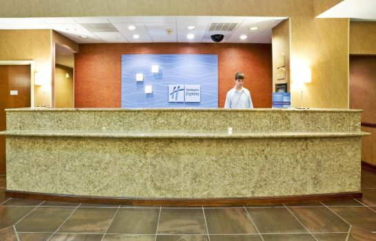 Hotelhalle Holiday Inn Express & Suites IRVING CONV CTR - LAS COLINAS