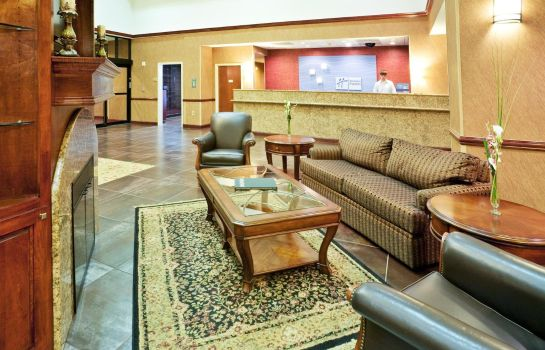 Lobby Holiday Inn Express & Suites IRVING CONV CTR - LAS COLINAS