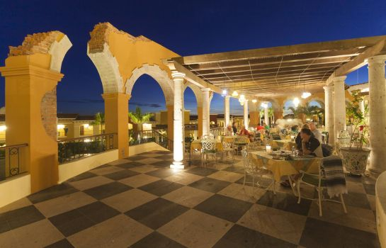 Restaurant HACIENDA ENCANTADA RESORT AND SPA