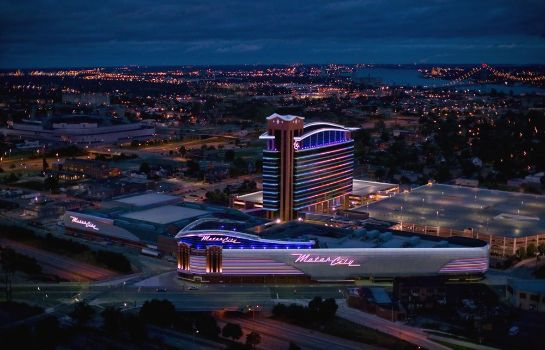 Picture MotorCity Casino Hotel