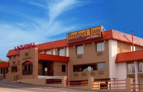 Außenansicht BUDGET INN AND SUITES