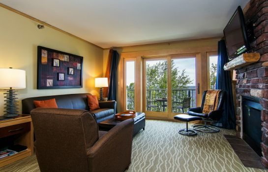 Chambre EAST BAY SUITES