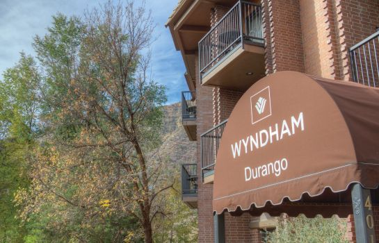 Exterior view Club Wyndham Durango