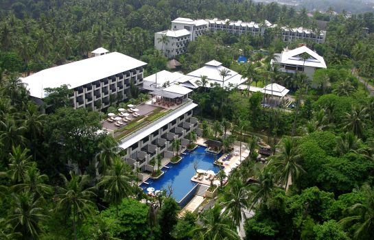 Vista exterior Horizon Karon Beach Resort & Spa