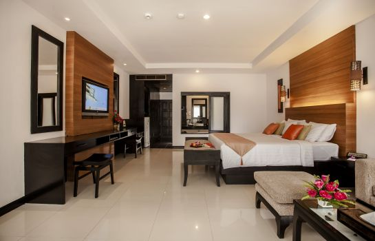 Suite junior Horizon Karon Beach Resort & Spa