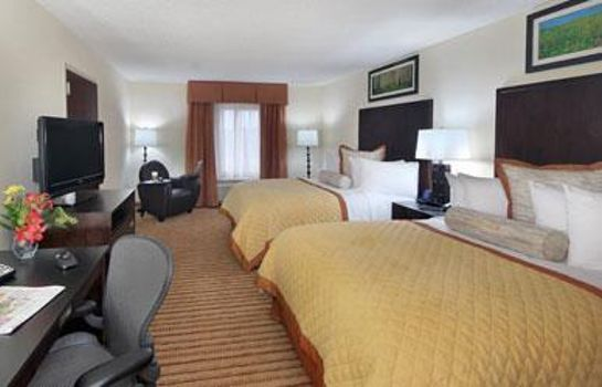 Zimmer BEST WESTERN PLUS COLUMBUS