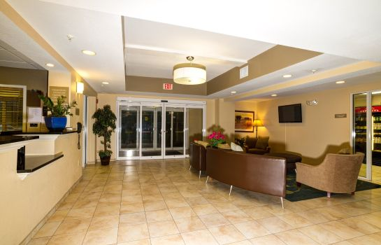 Hotelhalle Candlewood Suites FT MYERS I-75