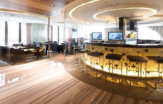 Bar de l'hôtel Novotel Hong Kong Nathan Road Kowloon