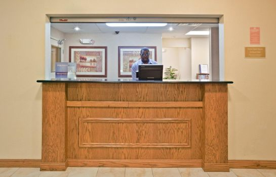 Hall Candlewood Suites BOISE - TOWNE SQUARE