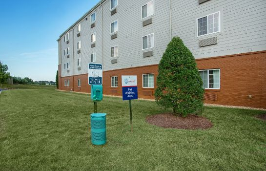 Hotelhalle Candlewood Suites BOWLING GREEN
