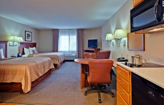 Zimmer Candlewood Suites BOWLING GREEN