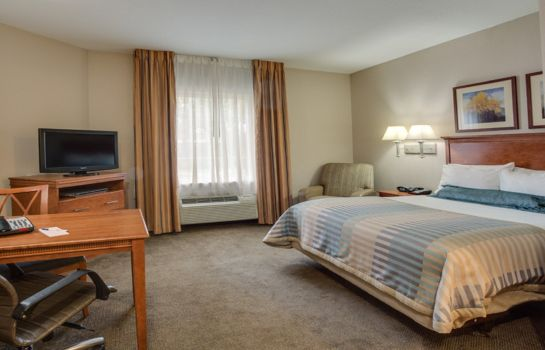 Zimmer Candlewood Suites FT. LAUDERDALE AIRPORT/CRUISE