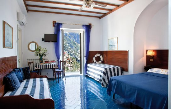 Room Hotel Reginella Positano