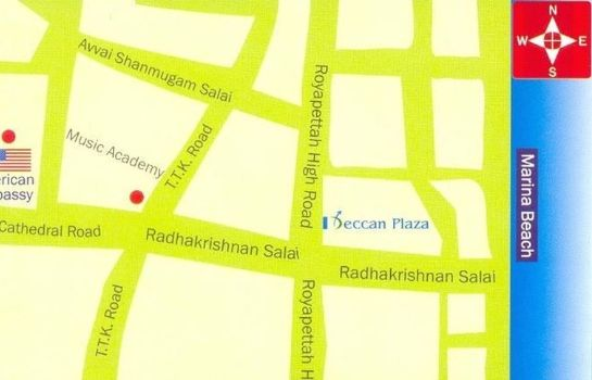 Info REGENTA CENTRAL DECCAN BY ROYAL ORCHID HOTELS