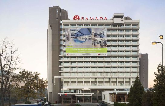 Vista exterior Ramada Plaza Bucharest