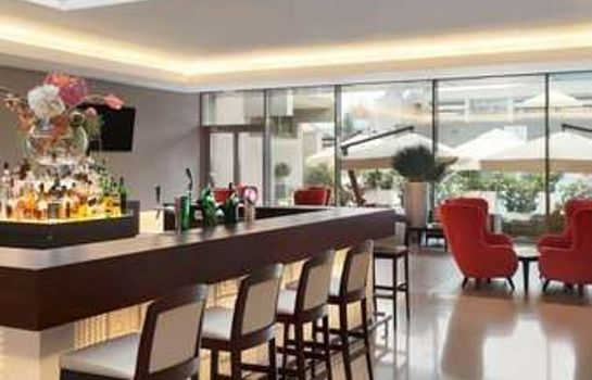 Hotelbar Ramada Plaza Bucharest