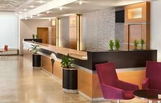 Hotelhalle Ramada Plaza Bucharest