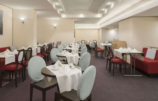 Restaurant Ramada Plaza Bucharest