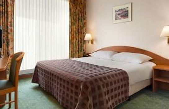 Suite Ramada Plaza Bucharest
