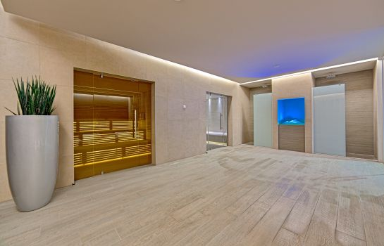 Sauna Ramada Plaza Bucharest