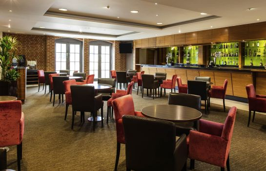 Hotel bar Mercure Warwickshire Walton Hall Hotel & Spa
