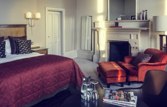 Junior suite Mercure Warwickshire Walton Hall Hotel & Spa