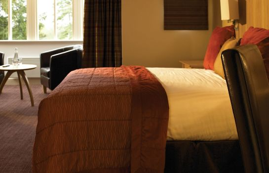 Double room (standard) Mercure Warwickshire Walton Hall Hotel & Spa
