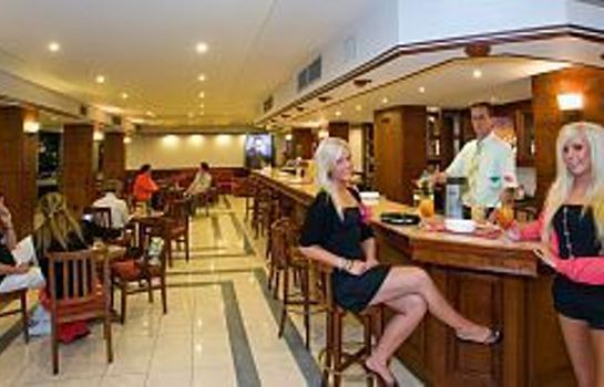 Hotel bar Manousos City Hotel
