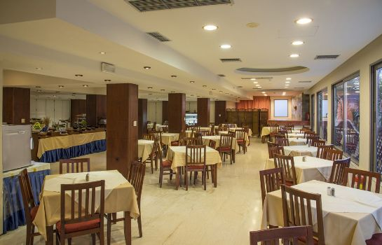 Restaurante Manousos City Hotel