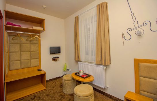 Chambre individuelle (standard) Soho Pension