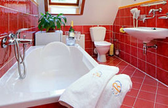 Cuarto de baño Bedriska Wellness Resort & Spa