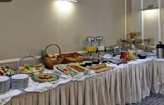 Breakfast buffet The Beauchamp A Grange Hotel