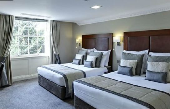 Chambre double (standard) The Beauchamp A Grange Hotel