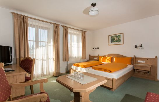 Camera doppia (Standard) Hotel Pension Geiger
