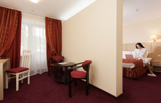 Suite Amaks City Hotel