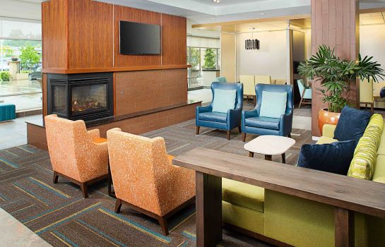 Hotelhalle Residence Inn Seattle Bellevue/Downtown