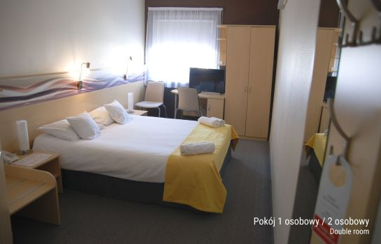 Doppelzimmer Standard Quality Silesian Hotel