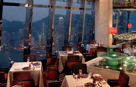 Restaurant The Ritz-Carlton Hong Kong