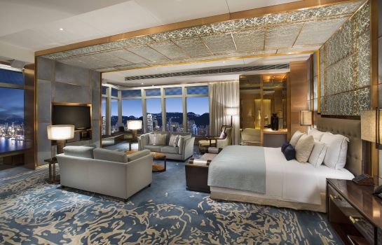 Suite The Ritz-Carlton Hong Kong
