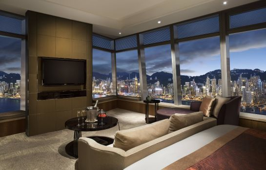 Zimmer The Ritz-Carlton Hong Kong