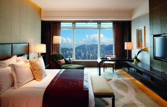 Room The Ritz-Carlton Hong Kong