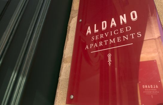 Zertifikat/Logo Aldano Serviced Apartments
