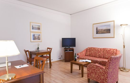 Doppelzimmer Komfort Aldano Serviced Apartments