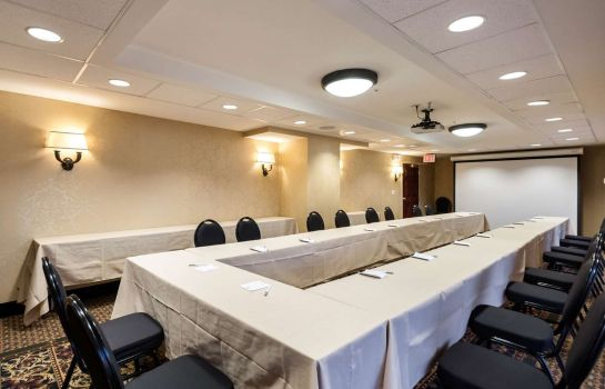 Conference room Clarion Collection Hotel Arlington Court Clarion Collection Hotel Arlington Court