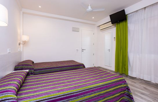 Double room (standard) Sol y Miel Hostal