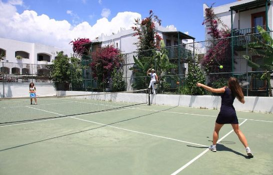 Tennisbaan Parkim Ayaz - All Inclusive
