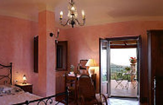 Junior Suite Hotel The Originals Pian delle Starze (ex Relais du Silence)