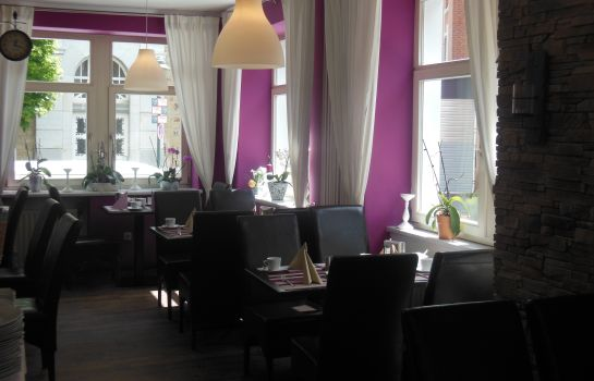 Breakfast room City-Hotel Stolberg