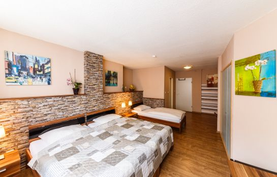Triple room City-Hotel Stolberg